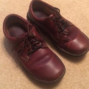 Born leather shoes